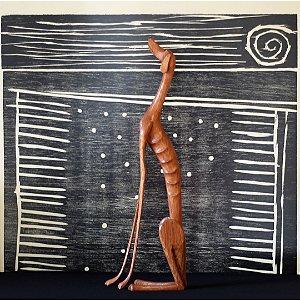 Escultura BALEIA 02 Marcos da Sertânia