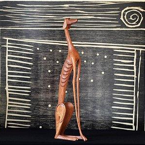 Escultura BALEIA 04 Marcos da Sertânia