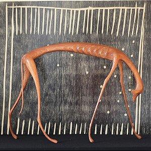 Escultura BALEIA 10 Marcos da Sertânia