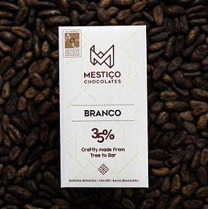 Chocolate Branco 35% Cacau Mestiço Chocolates