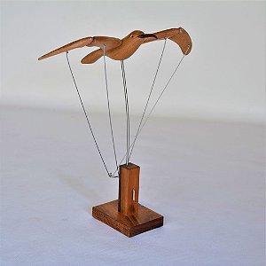 Escultura Gaivota Manual André Wagner