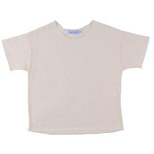 Camiseta Relax Off White - BaGuBi