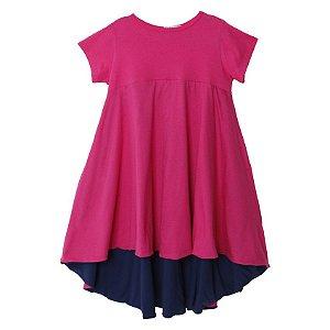 Vestido Sereia Pink - BaGuBi