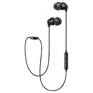 Fone De Ouvido Philips Up Beat Spkrbt In Ear SHB3595BK