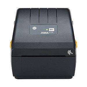 Impressora Desktop Econômica Térmica Zebra ZD220