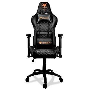 Cadeira Gamer Cougar Armor One Black