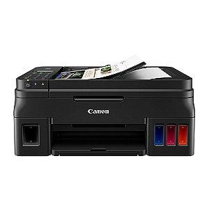Impressora Multifuncional Canon Mega Tank G4110 Colorida