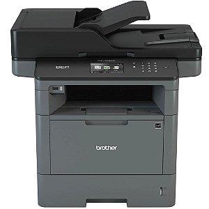 Impressora Multifuncional Brother DCP L5652DN Mono 110V