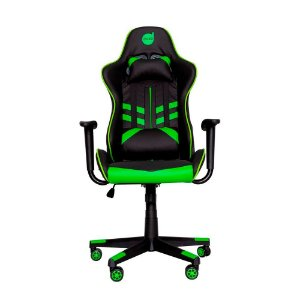 Cadeira Gamer Dazz PrimeX Preto/Verde