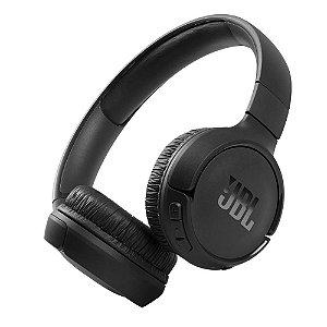 Fone de Ouvido JBL Tune 510 Bluetooth Preto