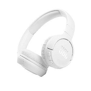 Fone de Ouvido JBL Tune 510 Bluetooth Branco