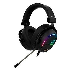 Headset Gamer Gamdias Hebe M2 Rgb Preto