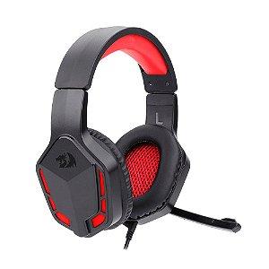 Headset Gamer Redragon Themis 2, P2, Com Microfone, H220N