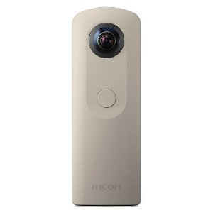 Camera Digital Ricoh 360 Theta Sc - Bege