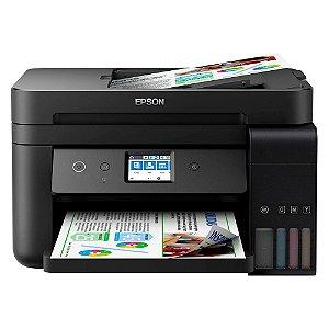 Impressora Multifuncional Ecotank Epson L6191, Colorida, Jato de Tinta, Bivolt - C11Cg19303