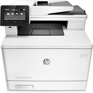 Impressora Multifuncional Hp Color Laserjet Pro Mfp M479fdw