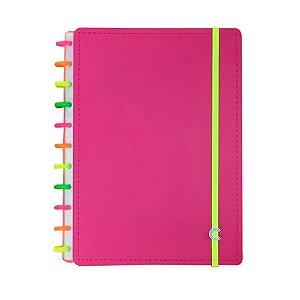 Caderno Inteligente Neon Vibes - Grande