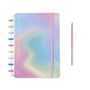 Caderno Inteligente Candy Splash - Medio