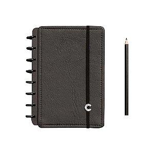 Caderno Inteligente Black Ecologico A5