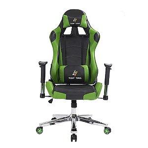 Cadeira Gamer Giratoria Verde - HS9201GR