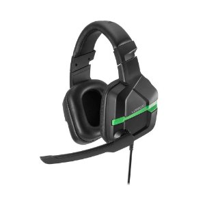 Headset Gamer Warrior Askari P3 Stereo XBOX ONE Verde - PH291