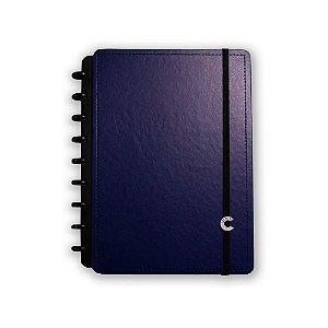 Caderno Inteligente Médio Dark Blue