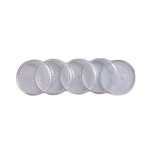 Discos + Elastico Transparente Caderno Inteligente G (31mm)