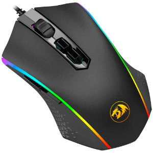 Mouse Gamer Redragon Memeanlion Chroma RGB, 10000DPI, M710