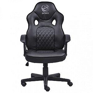 Cadeira Gamer Pcyes Mad Racer STI Master Madstimspt Preta