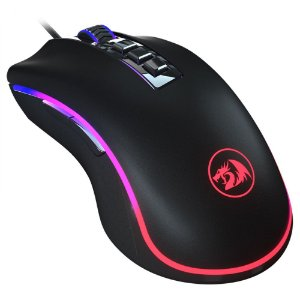 Mouse Gamer Redragon King Cobra RGB 24000dpi M711 FPS