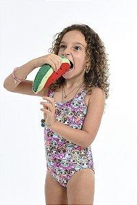 Maiô Infantil Nadador