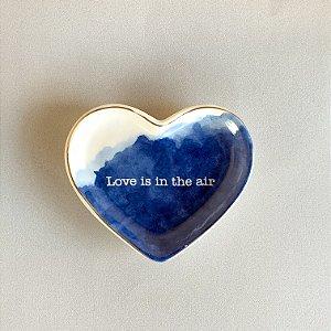 Mini Prato Cerâmica Love in the Air