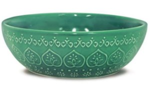 Bowl Relieve Green