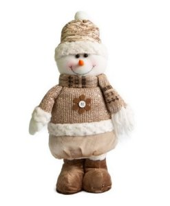 Boneco de Neve Puffy