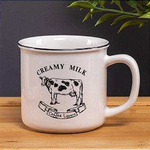 Caneca Creamy Milk