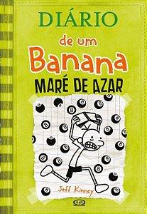 Diário de um Banana: Maré de Azar - Vol.8