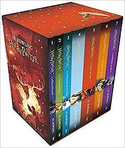 Harry poter Box - coloridos
