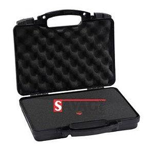 Case Rígido Importado Armas Curtas 31x25x7 Armadillo Maleta