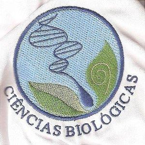 Bordado Ciências Biológicas