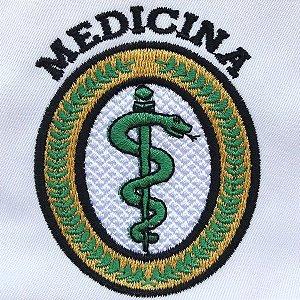Bordado Medicina