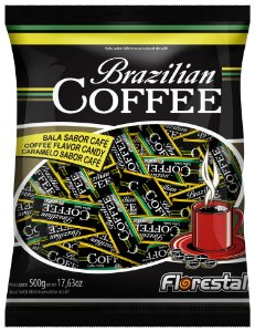 B 500G BRAZILIAN COFFEE - PC X 1