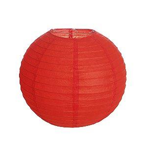 LANTERNA RED SEM LUZ 30CM VM - UN X 1