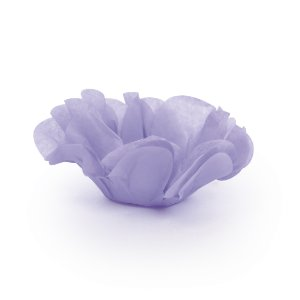 FORMINHA P/DOCE ROSES S/FOLHAS C/40 LILAS - PC X 1