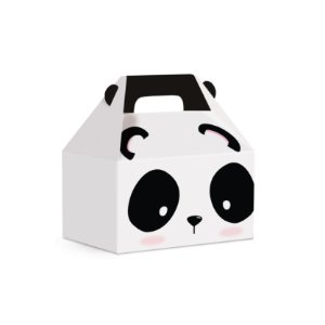 CX MALETA KIDS PANDA C/10 - PC X 1