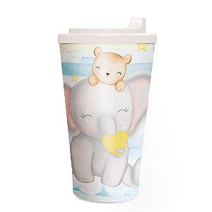 COPO PLASTICO 300ML BICHINHOS BABY - UN X 1