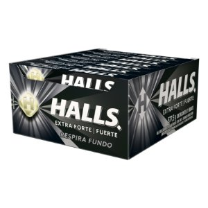 DPS 28G HALLS EXTRA FORTE - CT X 21