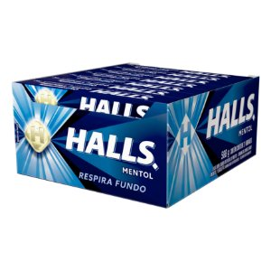 DPS 28G HALLS MENTOL - CT X 21