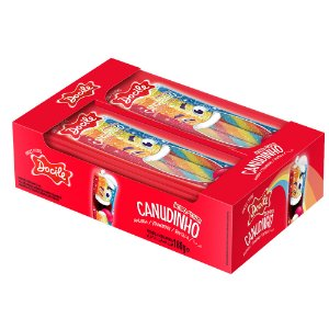 CANUDINHO REGALIZ 15 G COLOR MOR CITRI - CT X 12