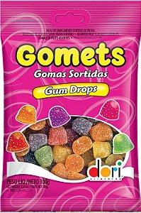 GOMA GOMETS 100 G SORTIDO - PC X 1