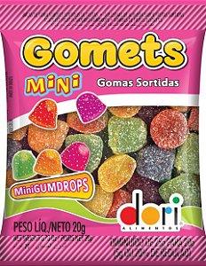 MINI GOMETS 20G SORTIDA - CT X 30